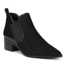 Donald Pliner Darla 2 Perforated Ankle Booties